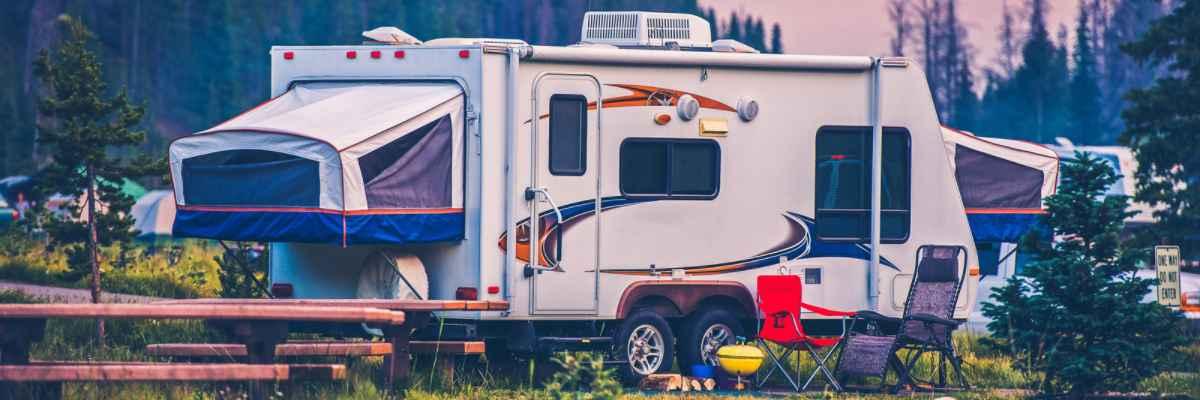 travel trailer financing